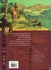 Verso de Chinaman -3b2001- Pour Rose