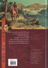 Verso de Chinaman -1b2001- La Montagne d'Or