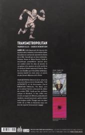 Verso de Transmetropolitan (Urban Comics) -1- Année un