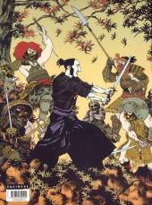 Verso de Les contes du 7ème souffle -1- Aohige