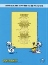 Verso de Les schtroumpfs -4Sep- L'Œuf et les Schtroumpfs