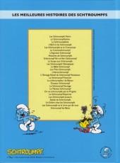 Verso de Les schtroumpfs -5Sep- Les Schtroumpfs et le cracoucass