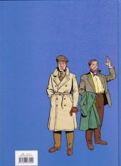 Verso de Blake et Mortimer (France Loisirs) -22- L'Onde Septimus