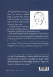 Verso de (AUT) Töpffer - M. Töpffer invente la bande dessinée