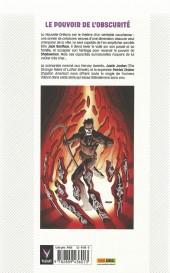 Verso de Shadowman -1- Rites de naissance