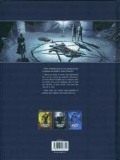 Verso de L'héritage du Diable -3- Rex Mundi