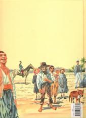 Verso de Carnets d'Orient -3a- Les fils du Sud
