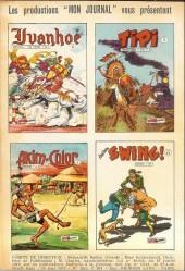 Verso de Akim (1re série) -283- La foudre au poing