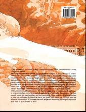 Verso de Le transpatagonien - Voyage dans l'insolite et dans la peur