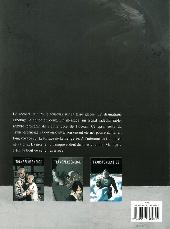 Verso de Le transperceneige -3- La traversée