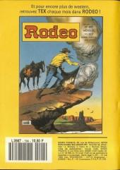 Verso de Mustang 3e série suite (Semic) -194- Mustang 194