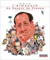 Verso de L'almanach du Dessin de Presse et de la Caricature -2013- L'Almanach 2013 du Dessin de Presse