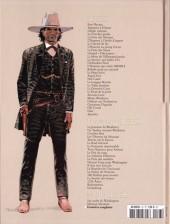 Verso de Blueberry - La collection (Hachette) -5223- Frontière sanglante