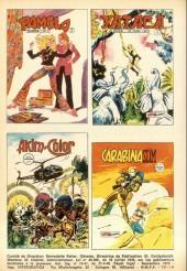 Verso de Capt'ain Swing! (1re série) -51- Opération joker