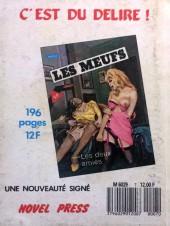 Verso de Culbutant (Novel Press) -7- Le bossu... et les deux pigeons
