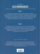 Verso de Les indispensables de la Littérature en BD -FL03- Les Misérables - Tomes 1 et 2