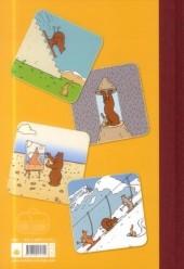 Verso de L'ours Barnabé (Boîte à bulles) -14- À vos risques et périls