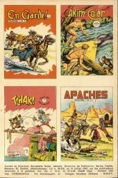 Verso de Whipii ! (Panter Black, Whipee ! puis) -40- Rolf comanche la terrible helen gordon
