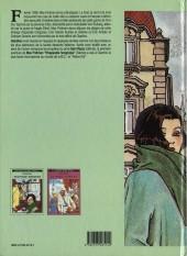 Verso de Max Fridman (Les aventures de) -1b- Rhapsodie hongroise
