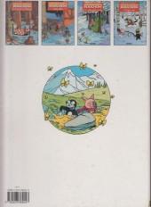 Verso de Bouchon le petit cochon (Les aventures de) -4- Bouchon et l'ogre noir