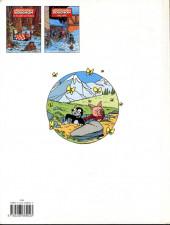 Verso de Bouchon le petit cochon (Les aventures de) -2- Bouchon sans abri