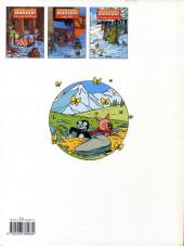 Verso de Bouchon le petit cochon (Les aventures de) -3- Bouchon et le vilain petit ourson