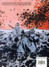Verso de Putain de guerre ! -INT- 1914-1918