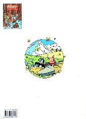 Verso de Bouchon le petit cochon (Les aventures de) -1- Bouchon et le petit rat Missou