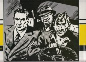Verso de Agent secret X-9 (Futuropolis) -INT4- Intégrale Vol.4 - 1937