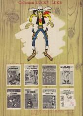 Verso de Lucky Luke -24a1977- La caravane