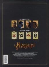 Verso de L'histoire secrète -INT02- L'Intégrale - Volumes 5 à 8