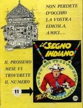 Verso de Tex (Tutto - Gigante - Mensile) -10- Il tranello
