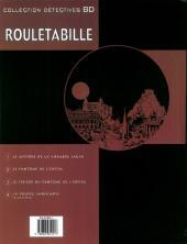 Verso de Rouletabille (Duchâteau/Swysen) -3- Le trésor du fantôme de l'opéra