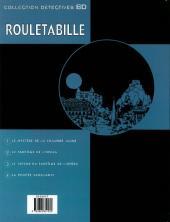 Verso de Rouletabille (Duchâteau/Swysen) -4- La poupée sanglante