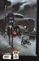 Verso de Anita Bomba -Comics0- Nouveau journal d'une emmerdeuse