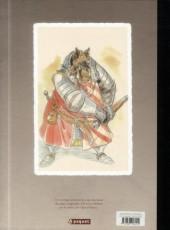 Verso de L'Épée d'Ardenois -3TL- Nymelle