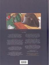 Verso de Double masque -INT3- Intégrale - Tomes 5 et 6