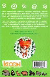 Verso de Animal Kingdom -1- Tome 1