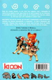 Verso de Animal Kingdom -2- Tome 2
