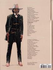 Verso de Blueberry - La collection (Hachette) -1624- Le Hors-la-loi