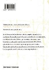 Verso de Soul Reviver -2- Volume 2