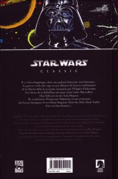 Verso de Star Wars - Classic -1- Tome 1