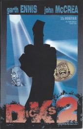 Verso de Bigger Dicks (2002) -4- Issue 4