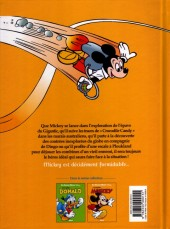 Verso de Les grands Héros Disney -2- Formidable Mickey