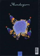 Verso de Horologiom -5- Le Grand Rouage