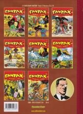 Verso de Fantax (1re série) -INT4- Tome 4 (1948-1949)
