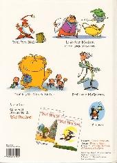 Verso de Petit Père Noël -3- Petit Père Noël contre le docteur Méchant