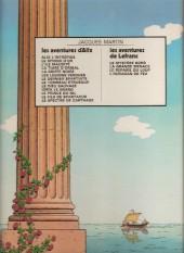 Verso de Alix -9a1977- Le Dieu sauvage
