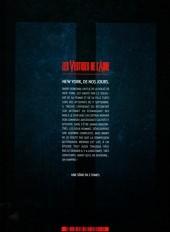 Verso de Les vestiges de l'Aube -1- Morts en série