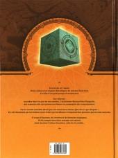 Verso de Badlands -1- L'enfant-hibou